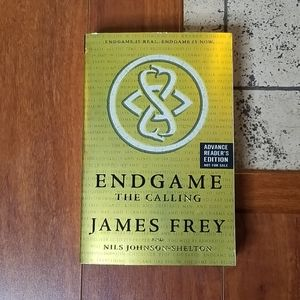 Signed Book Endgame The Calling
